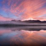 Mount Baker and Baker Lake