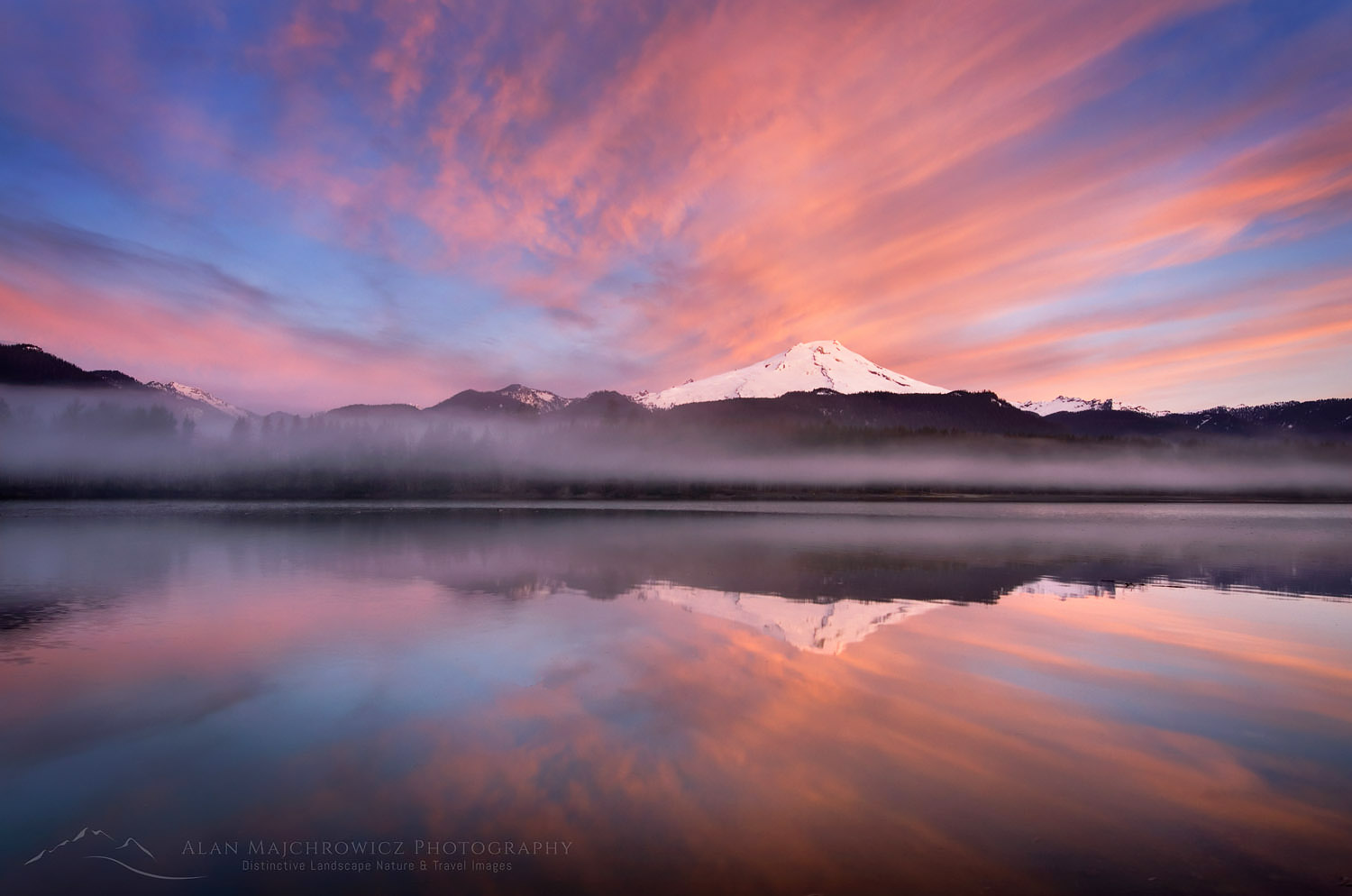 Mount Baker and Baker Lake North Cascades Top Eleven Photos 2014