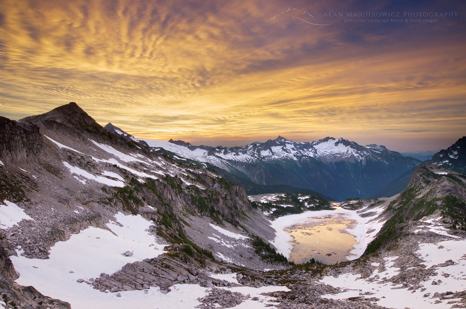 Hidden Lake Peak, North Cascades