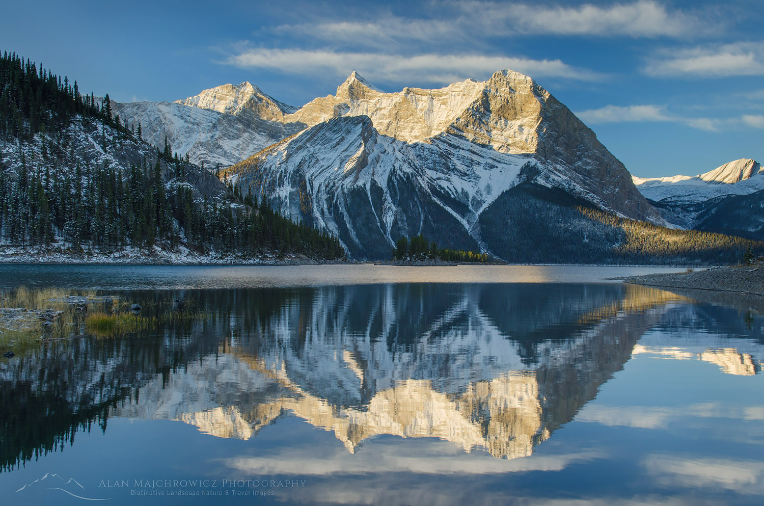 Kananaskis Lake, Peter Lougheed Provincial Park