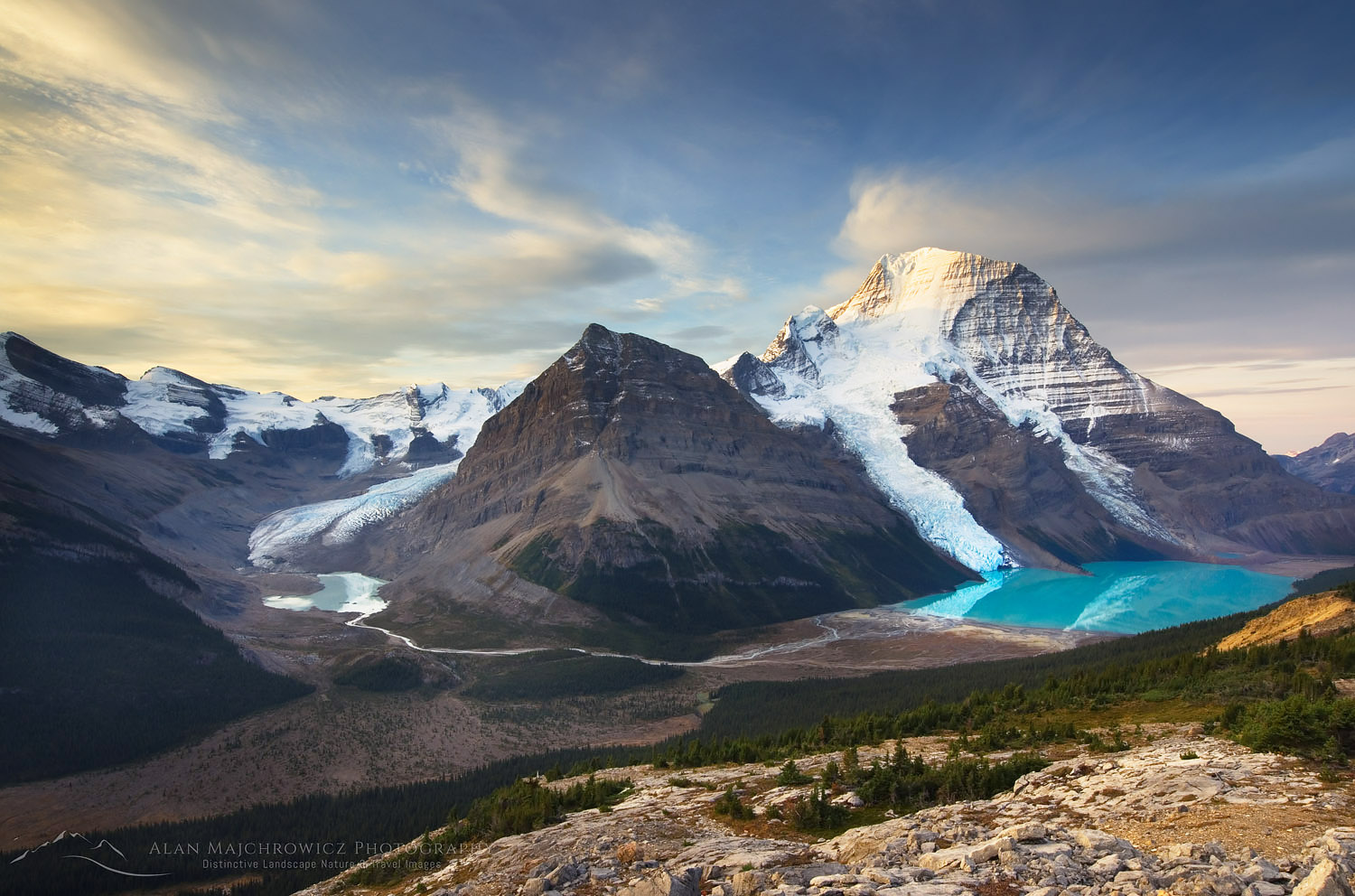 Mount Robson Canadian Rockies Backpacking Photography Tips