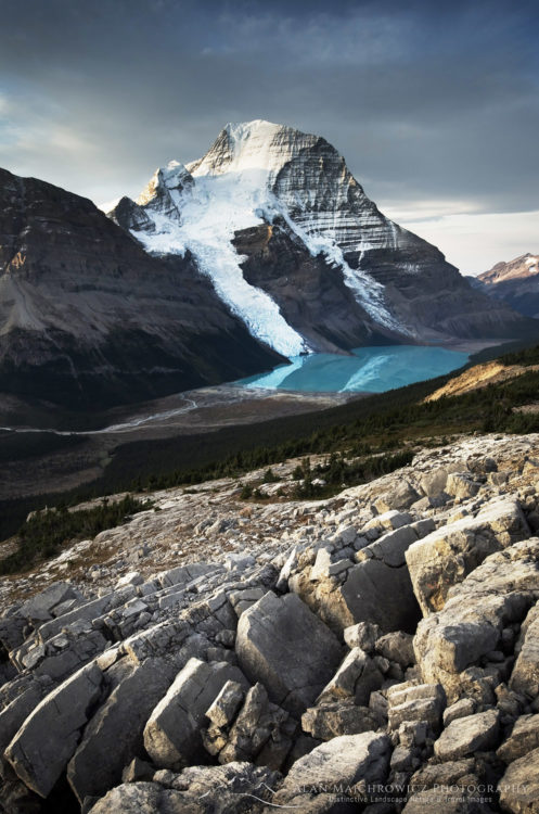 Mount Robson Canadian Rockies British Columbia
