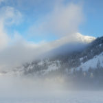 Methow Valley Washington in winter