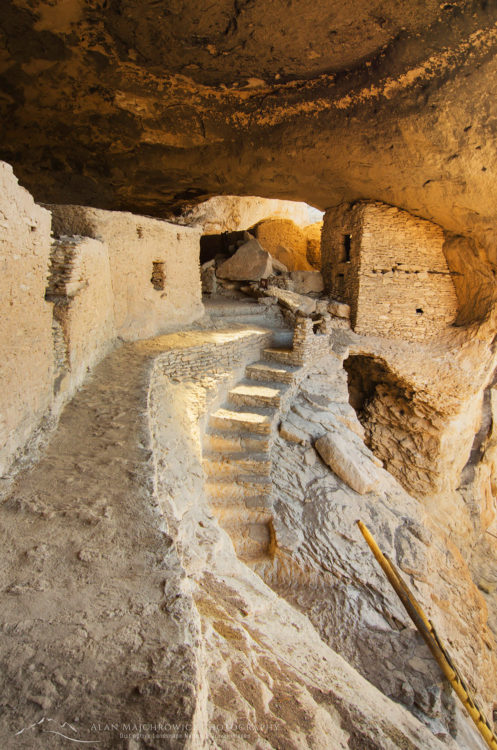 Gila Cliff Dwellings National Monument New Mexico