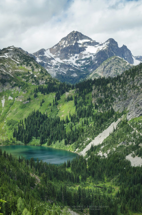 Black Peak, Lake Ann North Cascades