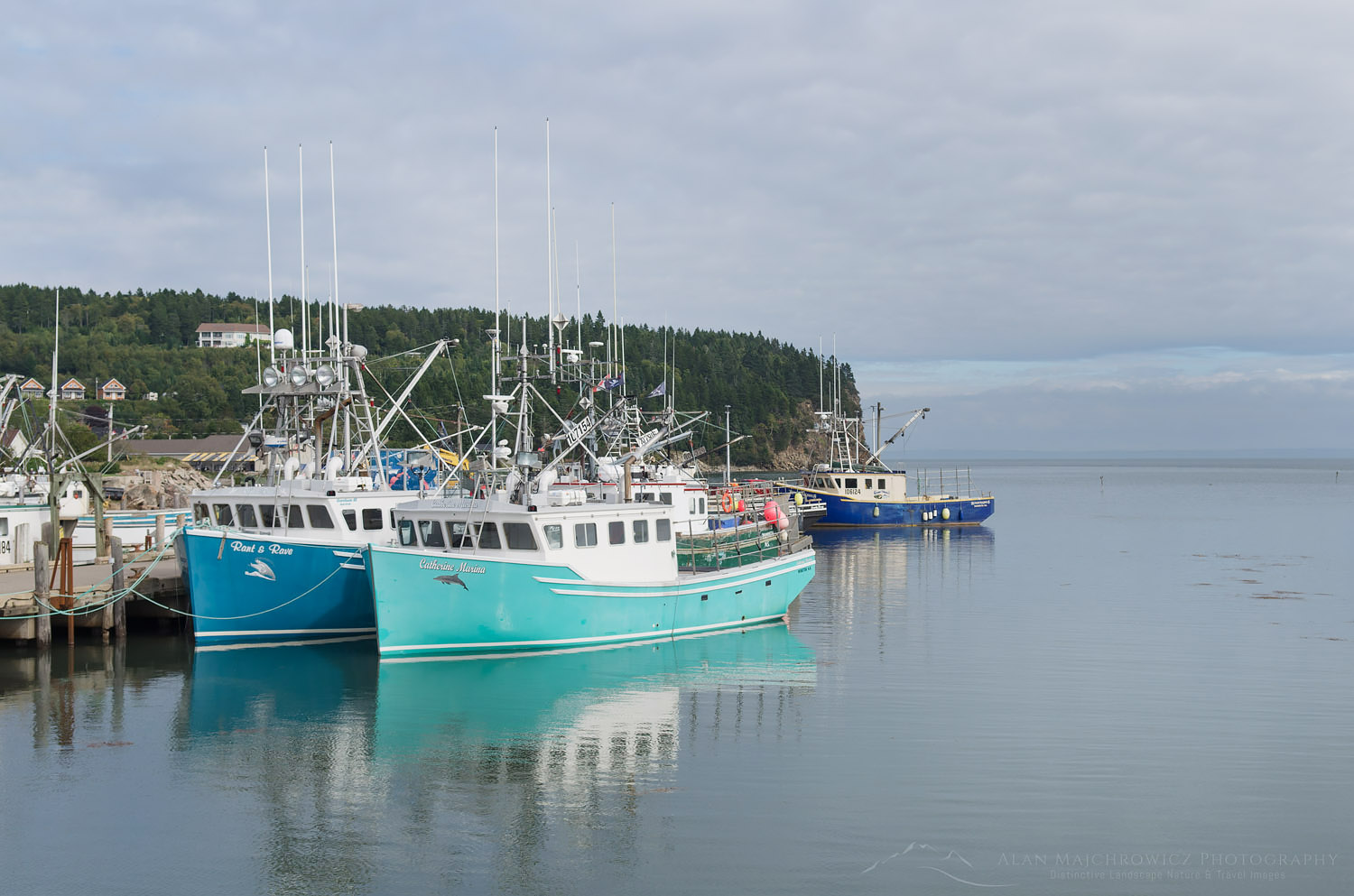 Fishing Boats New Brunswick