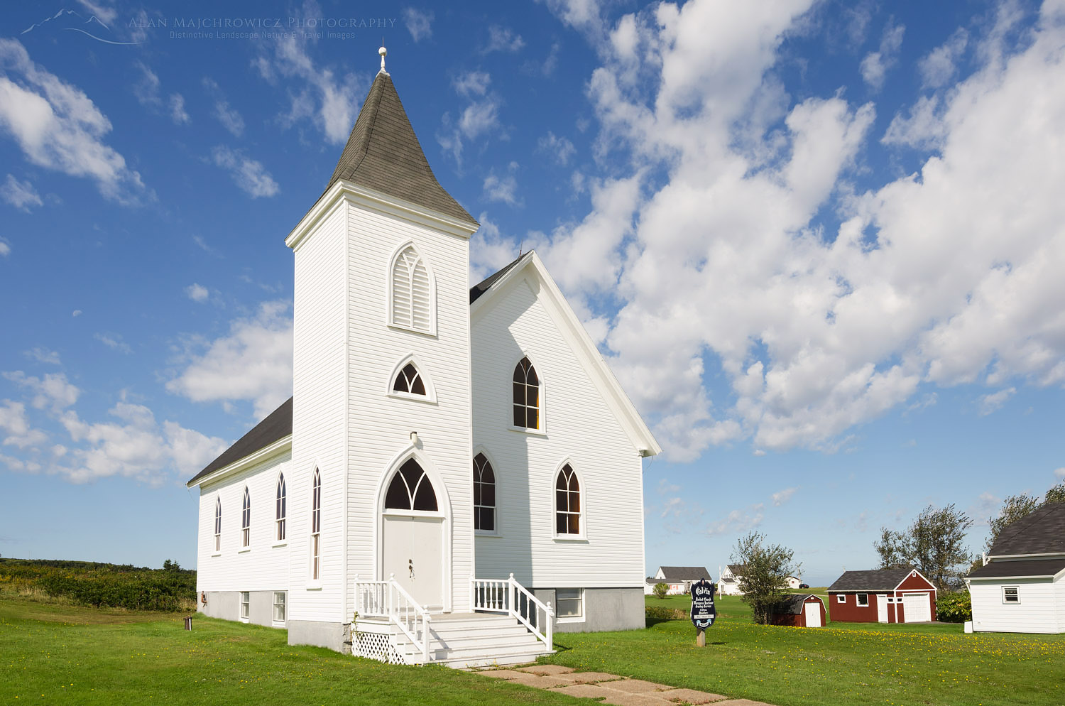 Church Cape Breton Island