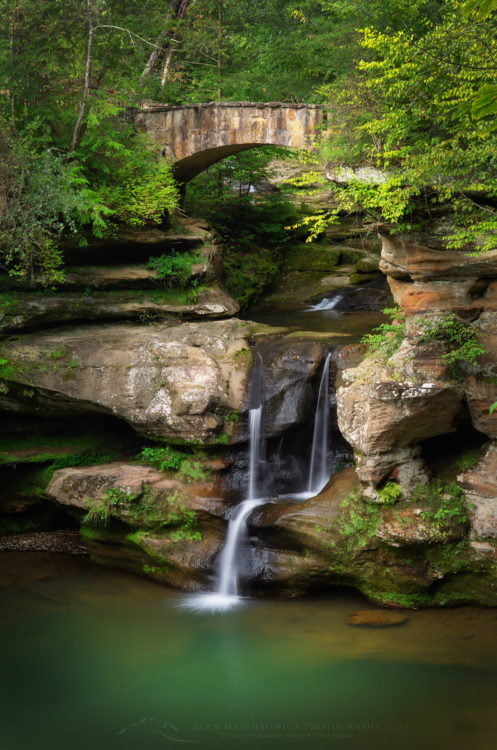 Hocking Hills State Park Ohio