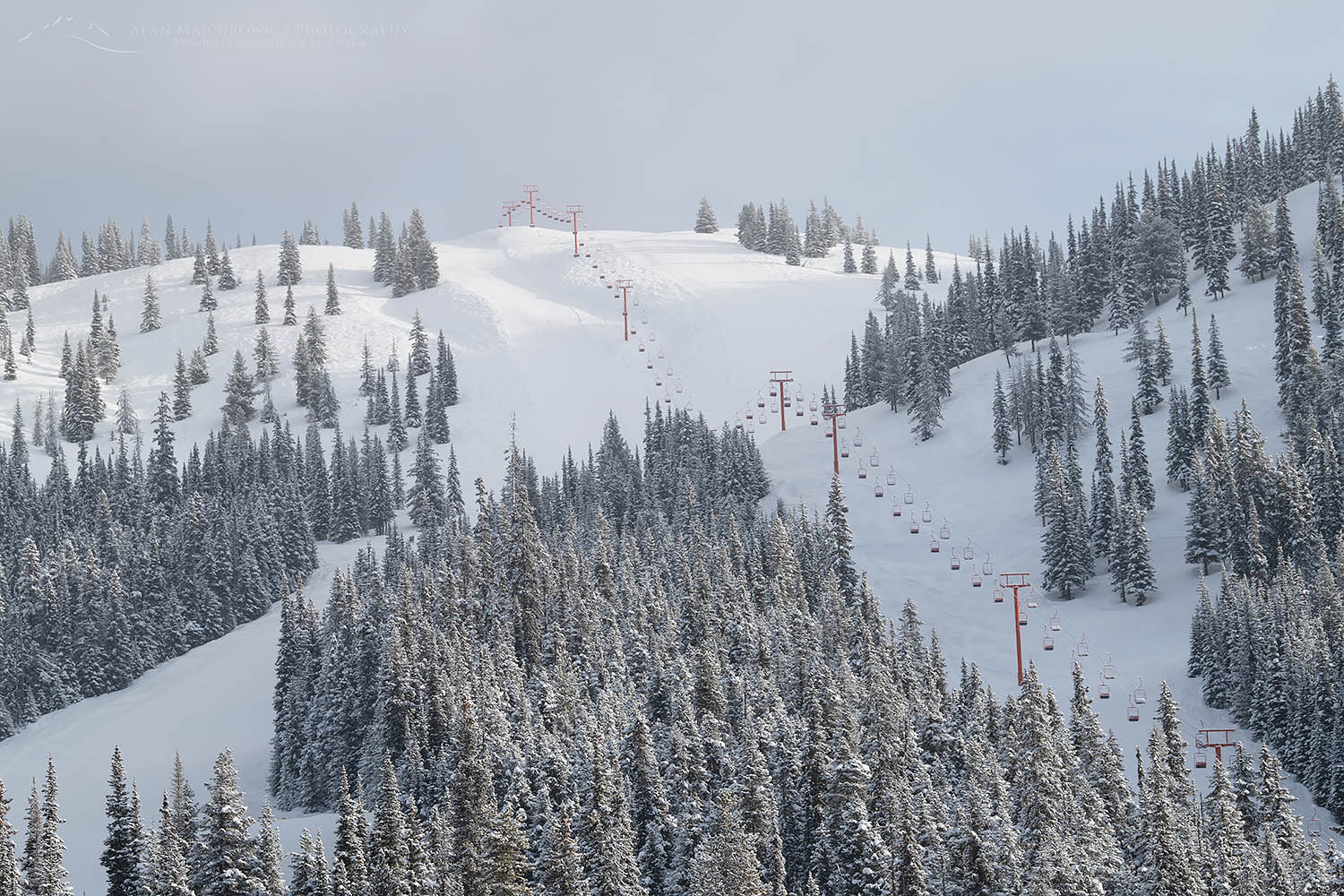 Gibson Pass Ski Area, Manning Provincial Park