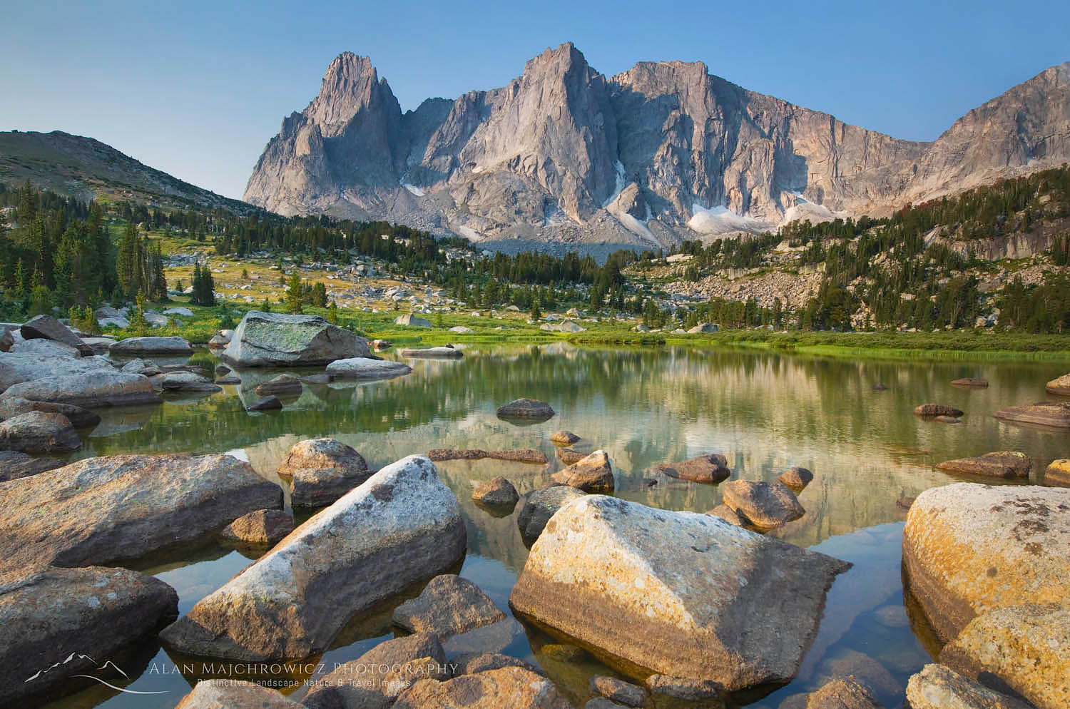 Cirque of the Towers, Wind River Range Wyoming Summer Photography Tour 2019
