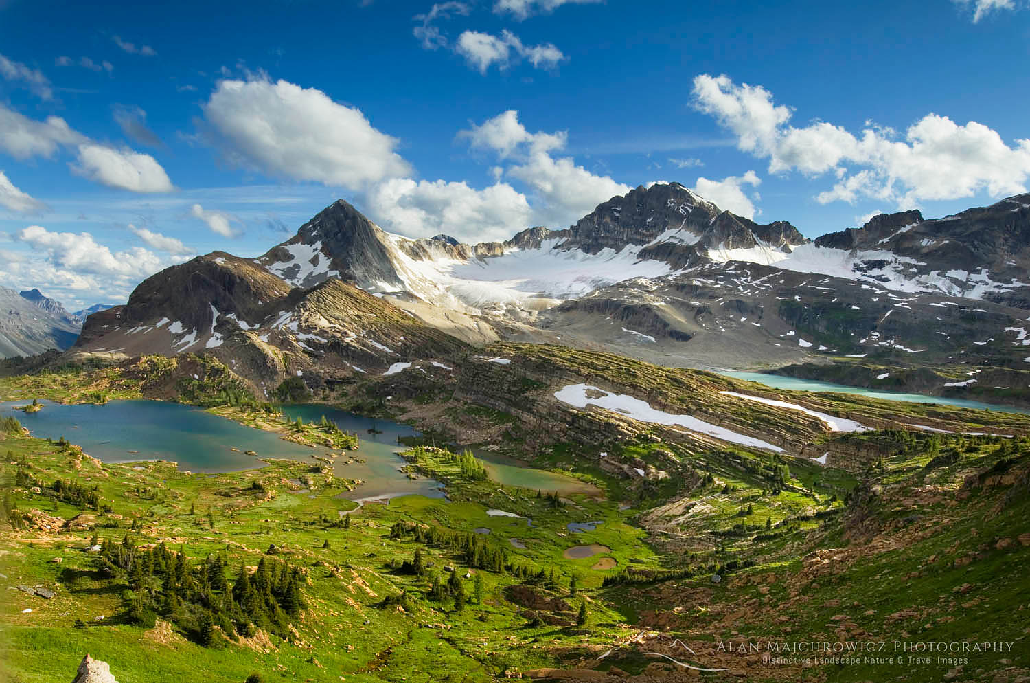 Limestone Lakes Height of the Rockies Summer Photography Tour 2019