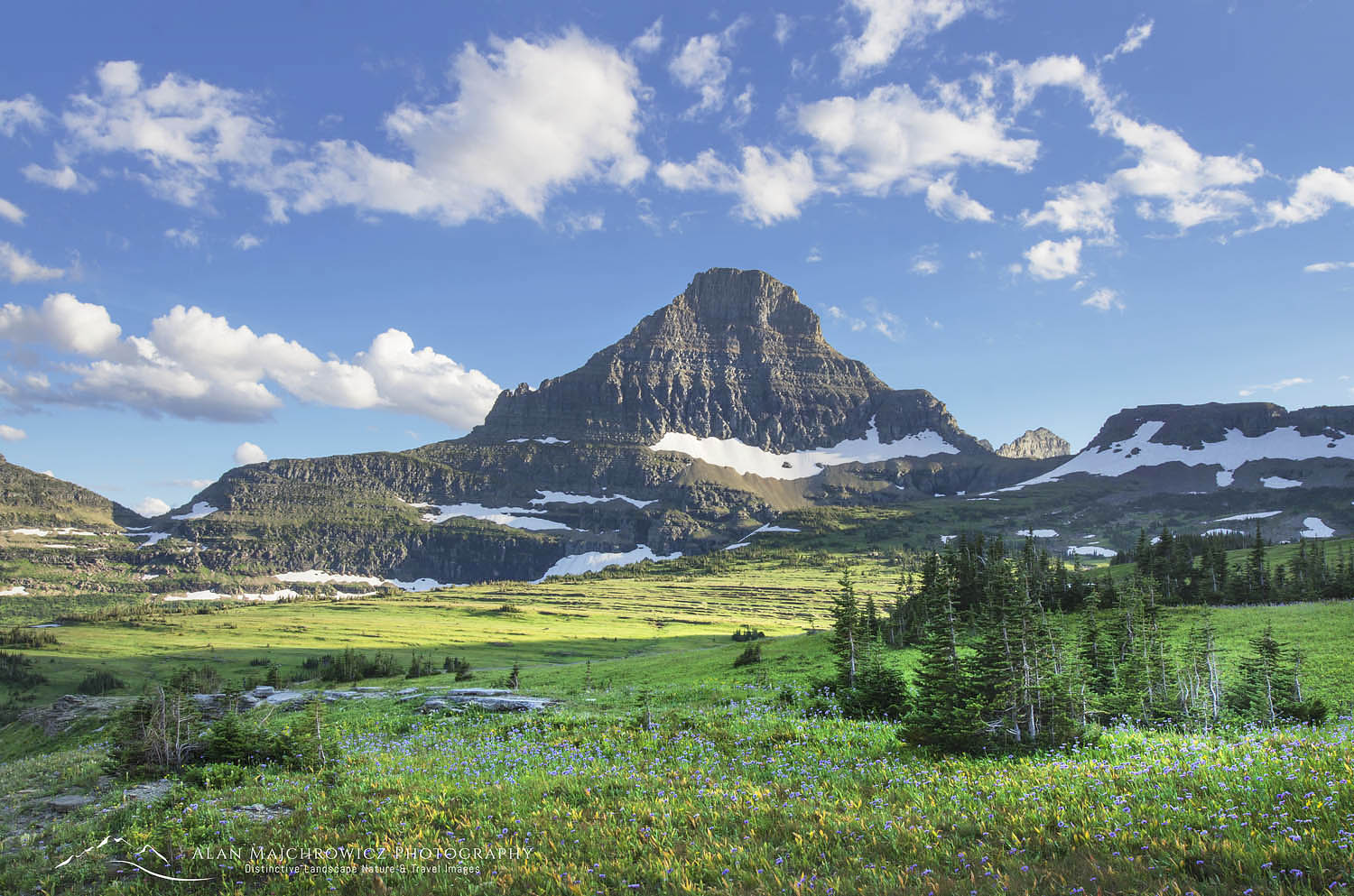 Logan Pass Glacier National Park Summer Photography Tour 2019