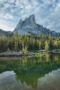 El Capitan Sawtooth Mountains Idaho