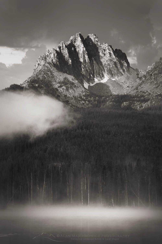 Mount Heyburn Sawtooth Mountains Idaho
