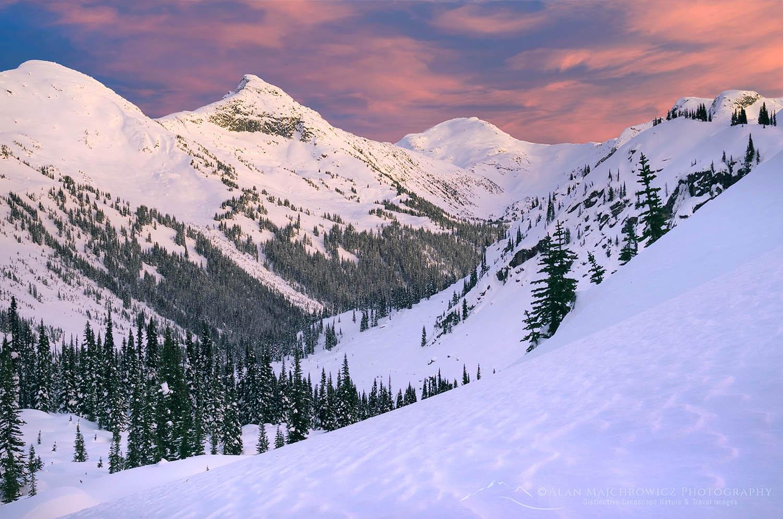 Marriott Basin, Coast Mountains British Columbia