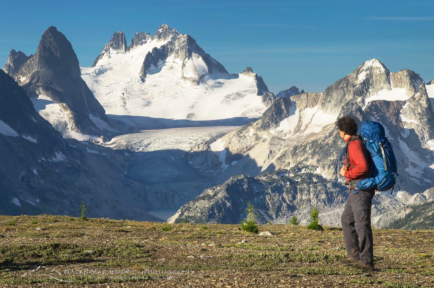 Backpacker Bugaboo Provincial Park Backpacking Photography Gear Tips