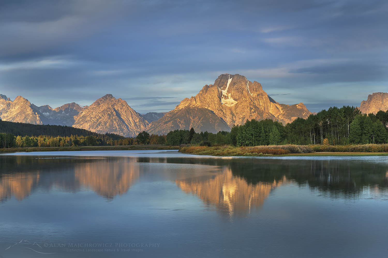Oxbow Bend Grand Teton National Park